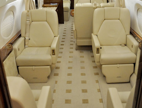 Comfortable Charter Air Service