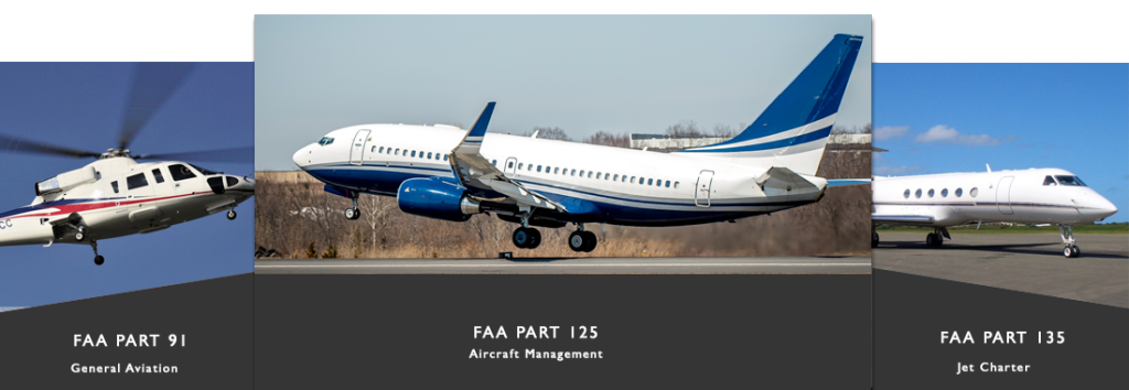 91, 135, 125 FAA Compliance