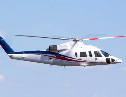 Sikorsky S76B
