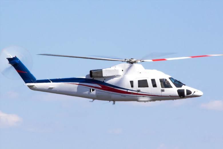 Sikorsky-S76B