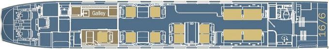 G550 floor plan
