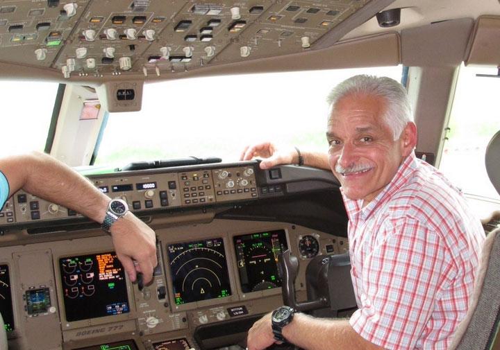Polaris Founder and CEO, Michael Santiago