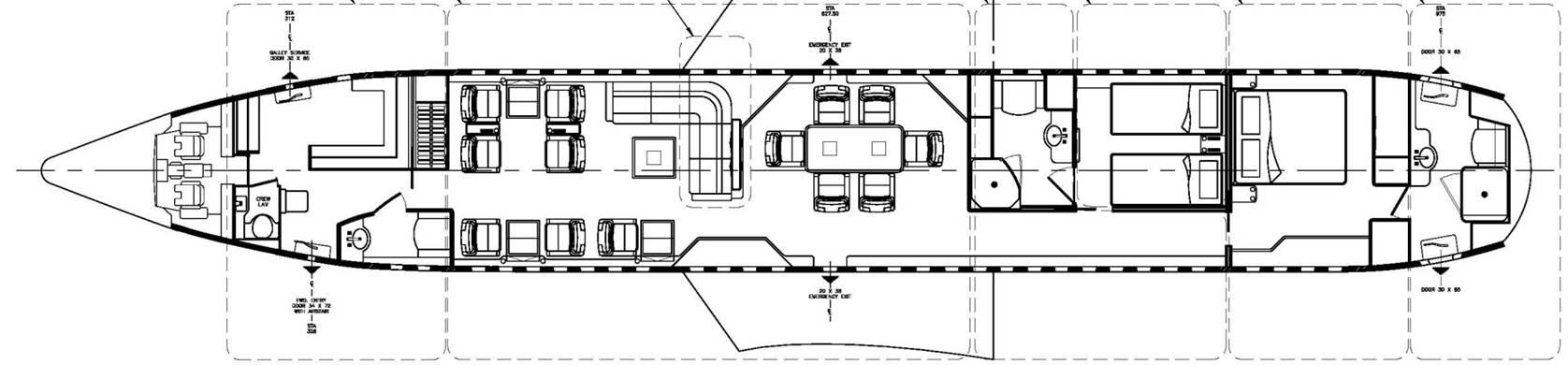 Boeing Bbj For Charter Polaris Aviation Solutions